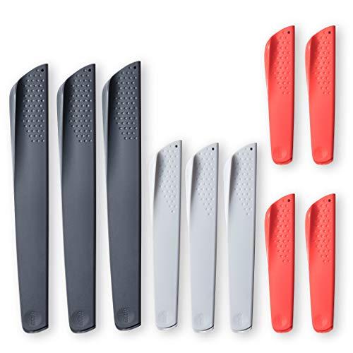 Fundas protectora para cuchillos - conjunto de 10 piezas