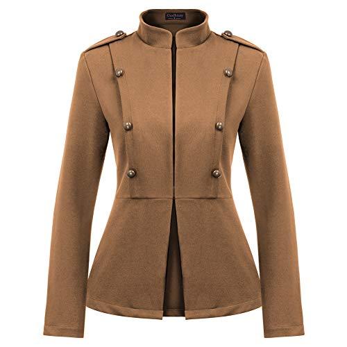 Cappottino corto  da donna vintage giacca donna