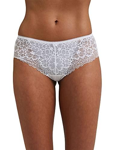 ESPRIT Recycelt: Hipster-Shorts aus Spitze