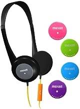 Best maxell over-ear headphones Reviews