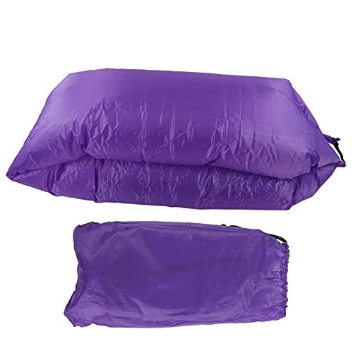 Fippkargo Sofá Plegable Inflable del Aire del sofá Cama Que acampa del Viaje al Aire Libre del sillón reclinable