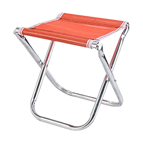 AIHOME Mini silla de pesca plegable al aire libre,Silla portátil Slacker para barbacoa,Niños adolescentes mochileros senderismo