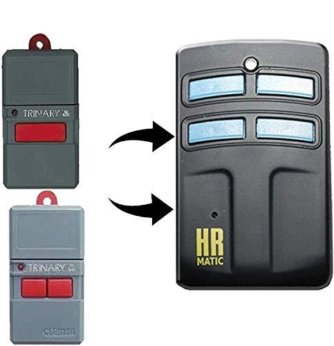 Mando duplicador HR Matic 2 Rolling Code, Compatible CLEMSA MT1 MT2