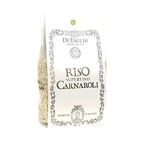 Streng limitiert! De Tacchi Riso Risotto Reis superfino Carnaroli 500gr