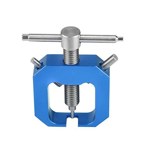 Dilwe RC Motor Gear Puller, Professionelles Werkzeug Universal Motor Pinion Gear Puller Entferner für RC Motoren Upgrade Teil Zubehör( Blau)