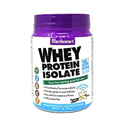 top 10 bluebonnet whey protein Blue Bonnet Nutrition Glass Farm Whey Protein Isolate Powder and BCAAs …