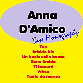 Best Monography: Anna D'Amico
