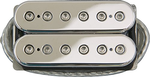 DiMarzio DP 158BC Evolution Neck Tonabnehmer, Schwarz/Creme
