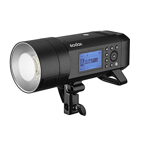 GODOX WITSRO AD400Pro All-in-One Flash Light Speedlite TTL Auto-flash GN72 1 / 8000s HSS 2.4G Wireless X System Batteria al litio integrata