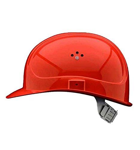 Voss 11403002 Schutz Inap Master 6 Polyethylen Schutzhelm in Rot