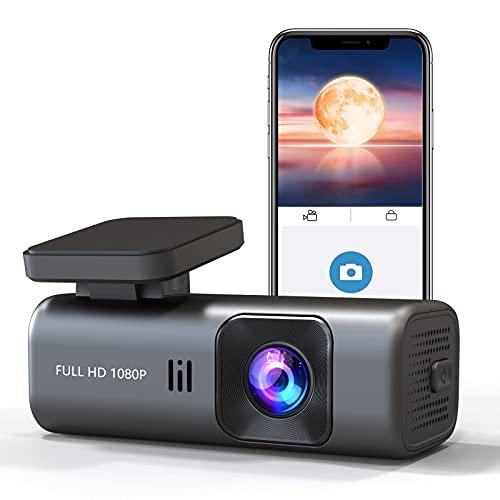 Changer ドライブレコーダー wifi 超小型 駐車監視 小型 ドラレコ wifi搭載 配線不要 簡単取付 高速起動 170°度超広角視野 HDR/WDR技術 Sonyセンサー 高画質 夜間撮影 上書き録画 緊急録画 ノイズ対策済 LED信号対応 高温保護 リアカメラとして使用可能 32GB SDカード 日本語説明書付き プレゼント