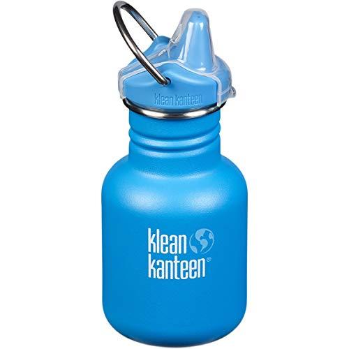 Klean Kanteen Unisex– Erwachsene Kanteen Classic Trinkflasche, Pool Party (matt), One Size