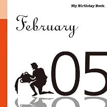 2月5日 My Birthday Book