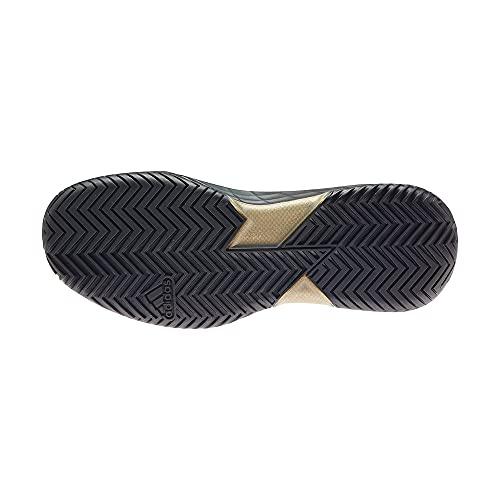 adidas Adizero Ubersonic 4 Negro Dorado Mujer GZ8467