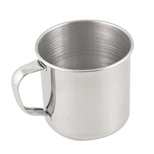 Haoyishang Mug Mug Tasse enfants Eau en acier inoxydable Gobelet pour enfant de qualité alimentaire durable Safe