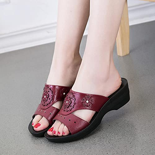 Kirin-1 Zapatillas De Casa para Mujer Verano,Zapatillas De Novia,Nuevos Zapatos De Verano...