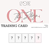 IZ*ONE TRADING CARD [ONE, THE STORY ] OFFICIAL GOODS トレカ アイズワン