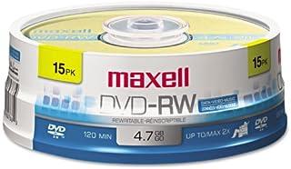 MAX635117 - DVD-RW Discs