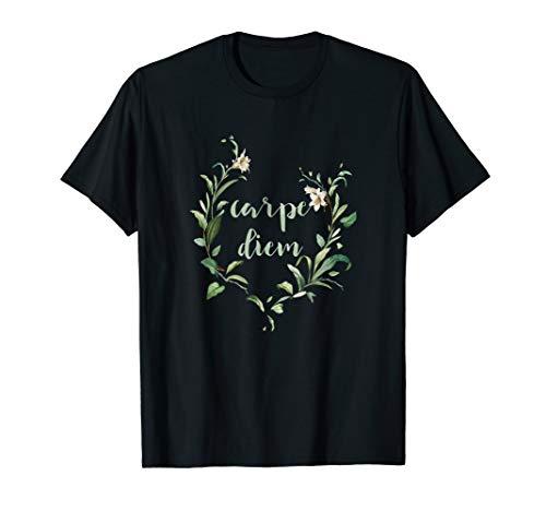 Carpe Diem Shirt Gift for Her