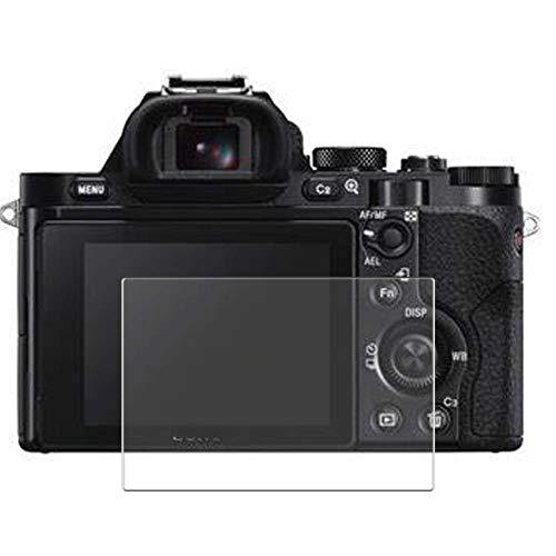Vaxson 3-Pack TPU Pellicola Protettiva, compatibile con Sony Alpha ILCE-7R, Screen Protector Film [ Non Vetro Temperato ]
