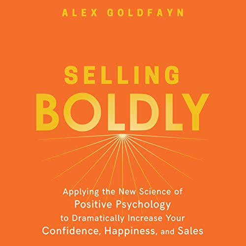 Page de couverture de Selling Boldly