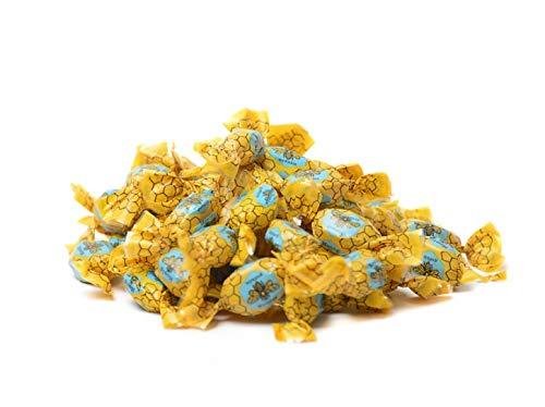 Honig Bonbons gefüllt und gewickelt - Kräuterbonbons - Hustenbonbons - 100g