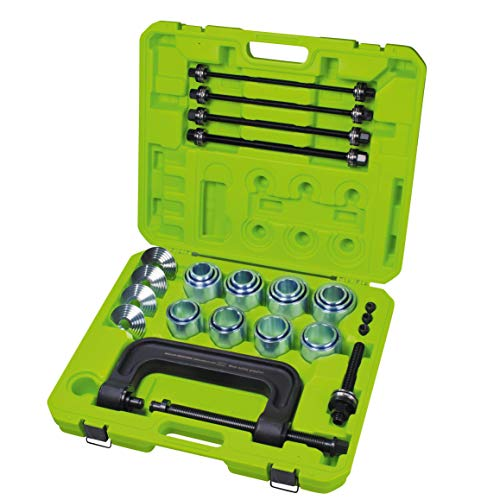 Mueller-Kueps 609 400 460 Press and Pull Kit with XL C-Clamp