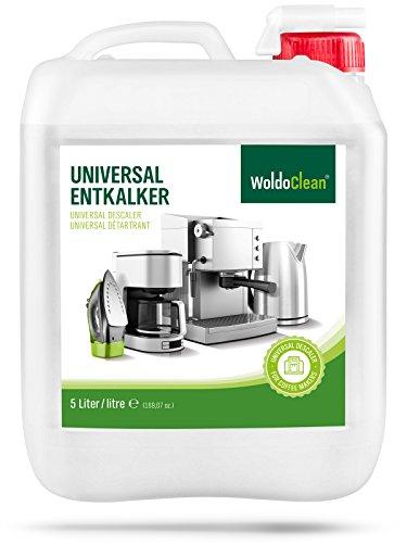 Entkalker für Kaffeevollautomat 5l mit Ausgießer – mit allen Geräten kompatibel