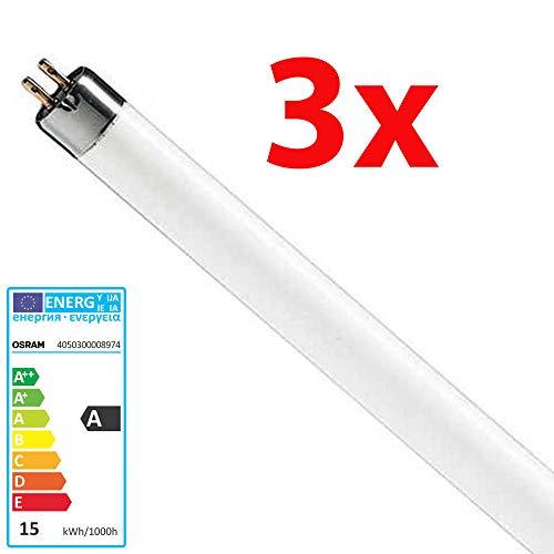 3 Stück Leuchtstofflampe L 13 Watt 020-640 neutralweiß Standard - Osram