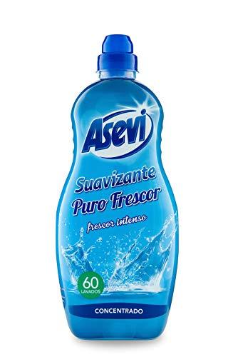 Suavizante Asevi Puro Frescor 60 dosis, Azul