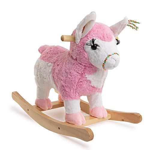 PonyLand Rocking Llama W/Music, Toy