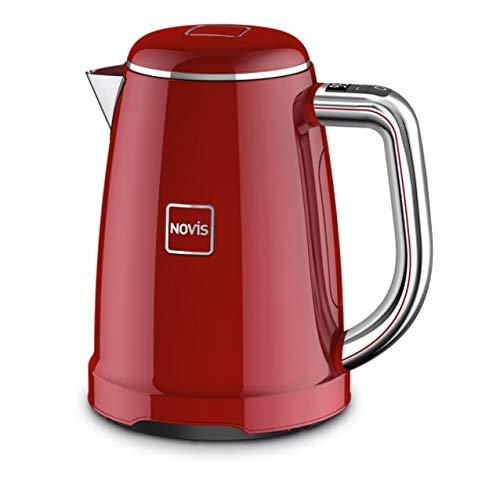 Novis Wasserkocher KTC1 (Rot)