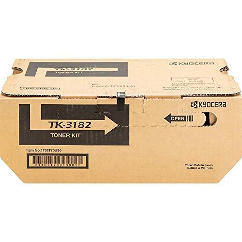 Kyocera TK-3182 - Cartucho de tóner (Tinta Negra)