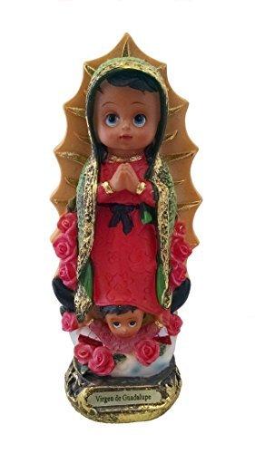 8nuestra Señora de Guadalupe Estatua Virgen María católica Virgen María de bebé Niños por ADEP