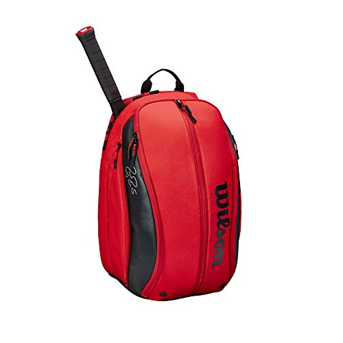 Wilson RF DNA Tennis Backpack- Red