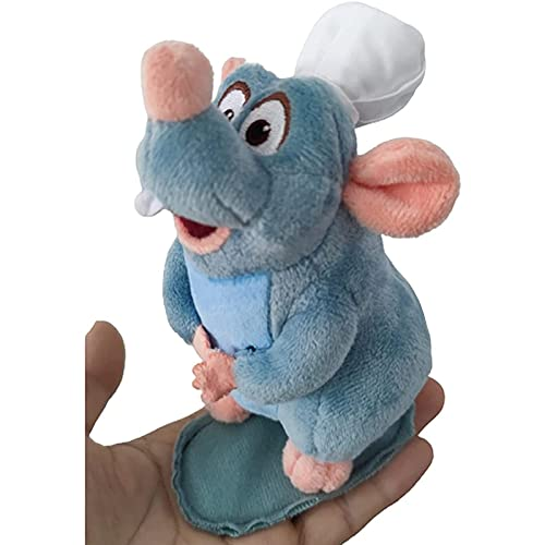 Ratatouille Chef Remy Hombro magnético relleno de peluche de peluche de peluche Venta caliente 16 cm