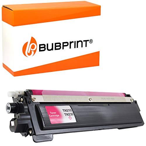Bubprint Toner kompatibel für Brother TN-230M TN-230 für DCP-9010CN HL-3040CN HL-3045CN HL-3070CN HL-3070CW HL-3075CW MFC-9120CN MFC-9125CN MFC-9320CW MFC-9325CW Magenta