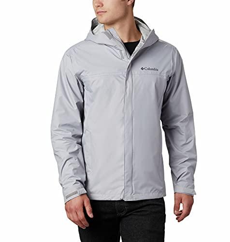 Columbia Men Watertight II Jacket, Grey, Medium