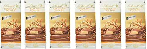 Lindt Krokant Becher, 6er Pack (6 x 100 g)