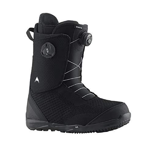 Burton Swath Boa Snowboard Boot Black 10.5 D (M)