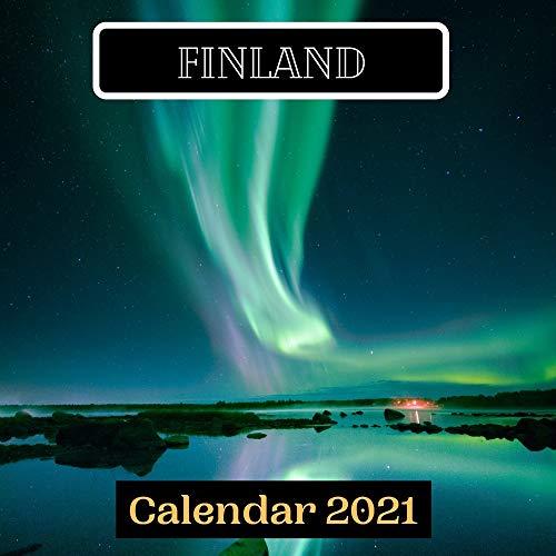 Finland Calendar 2021