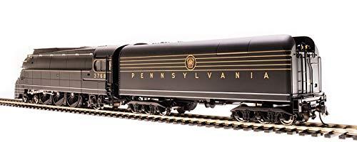 Broadway Limited Streamlined K-4 Paragon 3 PRR #3768 - Bronze, HO Scale
