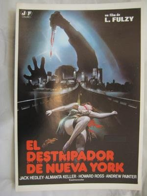 Guía de Cine - Film Guide : EL DESTRIPADOR DE NUEVA YORK.