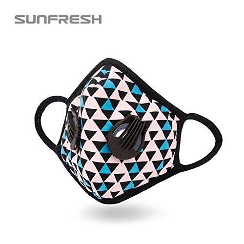 Evaxo Anti-Cold Anti-Influenza Virus Mask