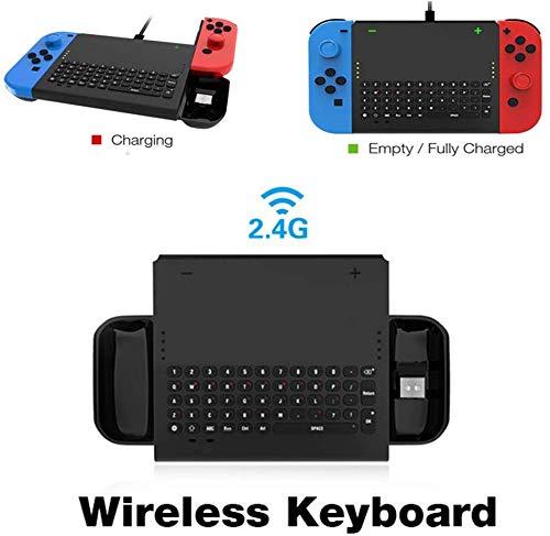 Contrôleur jeu Bluetooth, joystick USB du contrôleur clavier Smartphone, manette jeu rechargeable, contrôleur commutateur contrôleur jeu sans fil à distance, cubes jeu, émetteur-récepteur Bluetooth