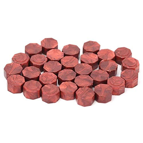 100 pcs/lot Vintage cachet de cire cachet tablette pilule perles pour enveloppe mariage cire joint antique cire à cacheter faisant des outils, C, Australie