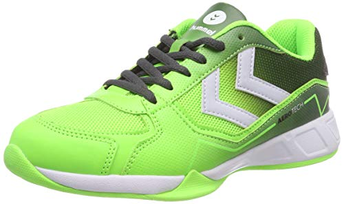 hummel Unisex AEROSPEED 2.0 Multisport Indoor Schuhe, Grün (Acid Lime 6001), 42 EU
