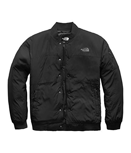 The North Face Men's Presley Insulated Jacket, TNF Black, Small