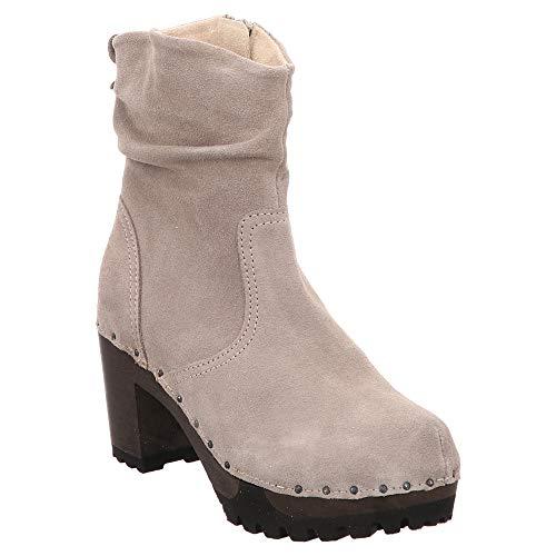 Softclox S3238 Ophelia - Damen Schuhe Stiefeletten Boots - wheat-11, Größe:40 EU