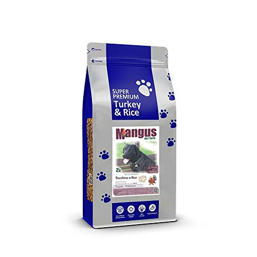 Mangus del Sole Dog SuperPremium Reiskocher 12kg